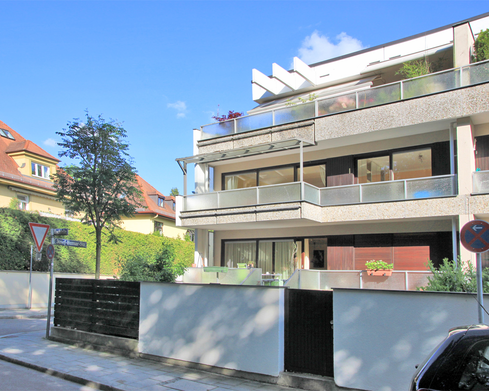 An Immobilien Objektliste